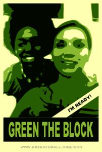 Greenontheblock