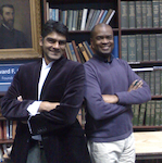 Raj Patel & Cedric Brown