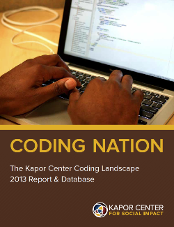 Coding Nation 300 Programs Offer Coding Comp Sci Education Kapor Center