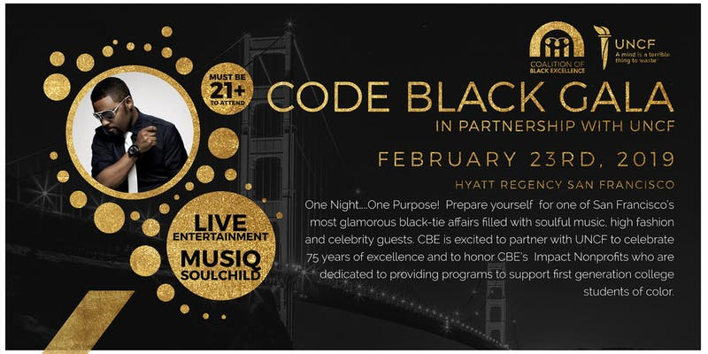 Code Black Gala – Kapor Center