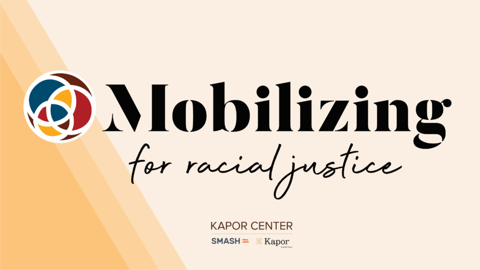 Mobilizing for Racial Justice
